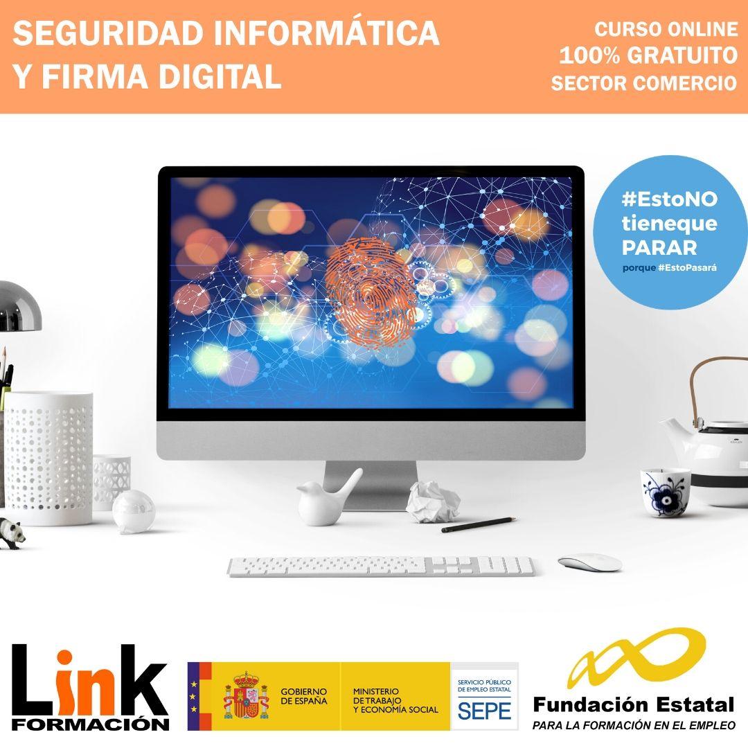 IFCM026PO SEGURIDAD INFORMÁTICA Y FIRMA DIGITAL